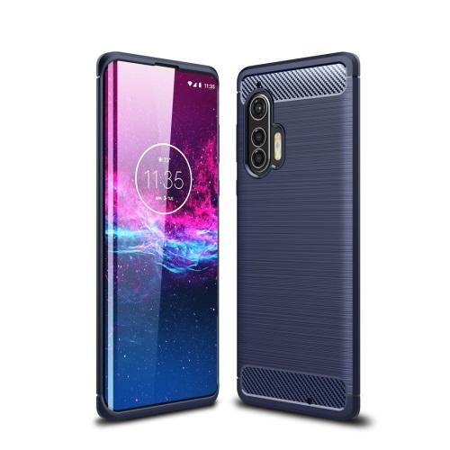 FORCELL FLEXI TPU Obal Motorola Edge Plus modrý