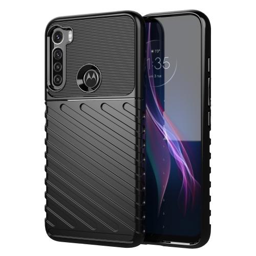 FORCELL THUNDER Ochranný kryt Motorola One Fusion + černý
