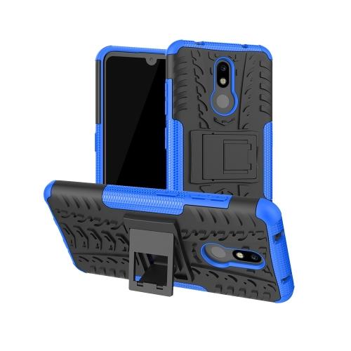 FORCELL STAND Extra odolný kryt Nokia 4.2 modrý