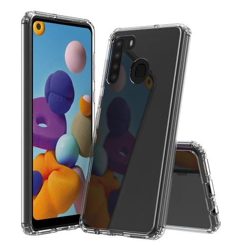 FORCELL SHOCK Extra odolný kryt Samsung Galaxy A21 průhledný