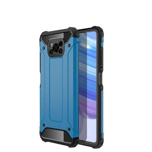 FORCELL TOUGH Ochranný kryt Xiaomi Poco X3 NFC modrý