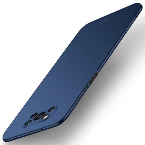 MOFI Ultra tenký obal Xiaomi Poco X3 NFC modrý