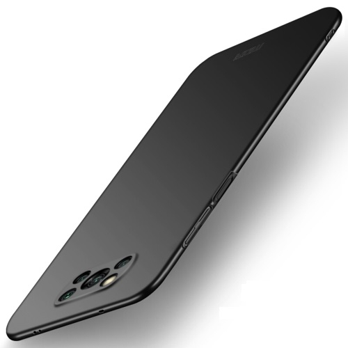MOFI Ultra tenký obal Xiaomi Poco X3 NFC černý