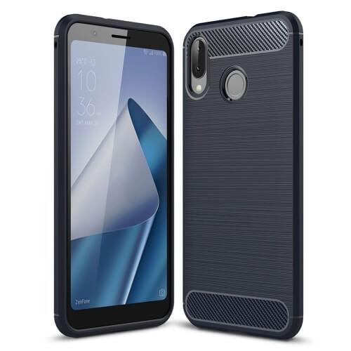 FORCELL FLEXI TPU Obal Asus Zenfone Max (M1) ZB555KL modrý