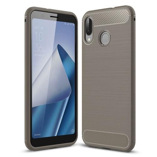 FORCELL FLEXI TPU Obal Asus Zenfone Max (M1) ZB555KL šedý