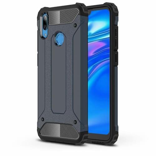 FORCELL TOUGH Ochranný kryt Huawei Y6 2019 modrý
