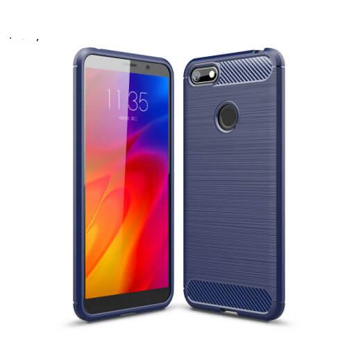 FORCELL FLEXI TPU Obal Motorola Moto E6 Play modrý