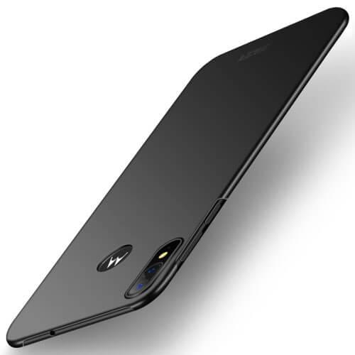MOFI Ultratenký obal Motorola Moto E6 Plus černý