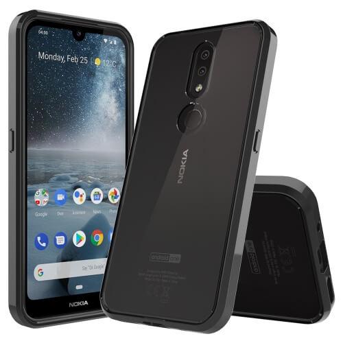 FORCELL Extra odolný kryt kryt Nokia 4.2 černý