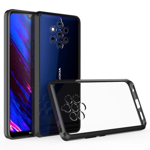 FORCELL SHOCK Odolný obal Nokia 9 Pureview PureView černý