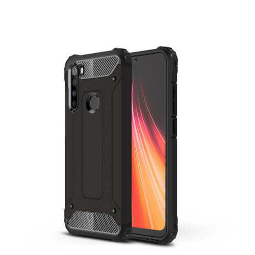 FORCELL TOUGH Ochranný kryt Xiaomi Redmi Note 8T černý