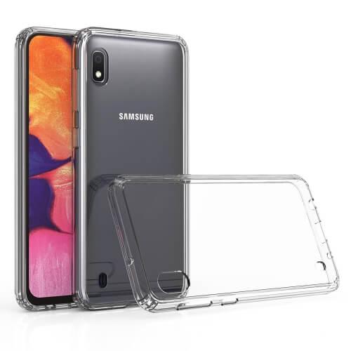 FORCELL Extra odolný obal Samsung Galaxy A10 průhledný