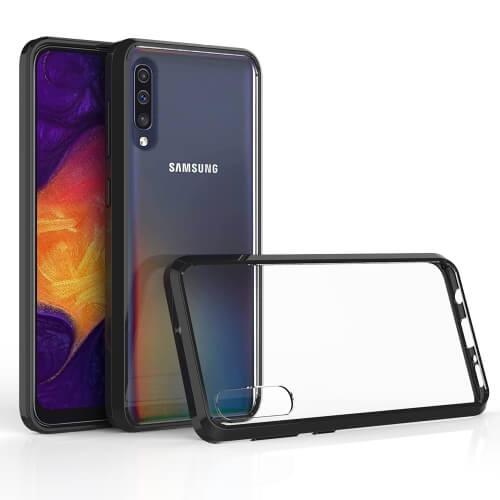 FORCELL Extra odolný kryt kryt Samsung Galaxy A50 černý