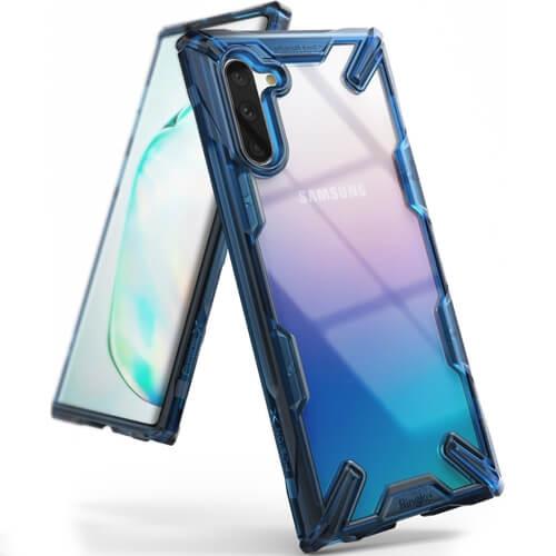 RINGKE FUSION X Samsung Galaxy Note 10 modrý