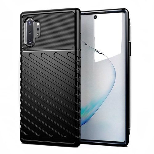 FORCELL THUNDER Kryt Samsung Galaxy Note 10 Plus čierny