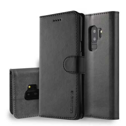 IMEEKE Peňaženkový obal Samsung Galaxy S9 Plus černý