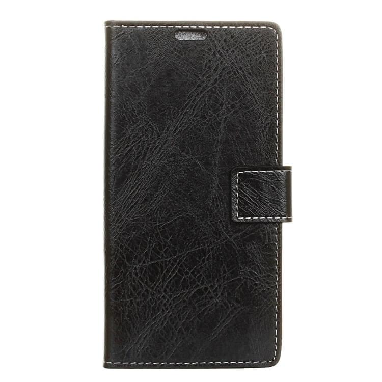 FORCELL RETRO Peňaženkový obal Sony Xperia 10 černý