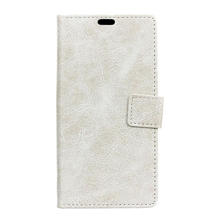 FORCELL RETRO Peňaženkový obal Sony Xperia 10 bílý