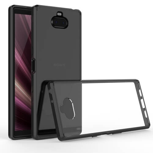 FORCELL Odolný obal Sony Xperia 10 Plus černý