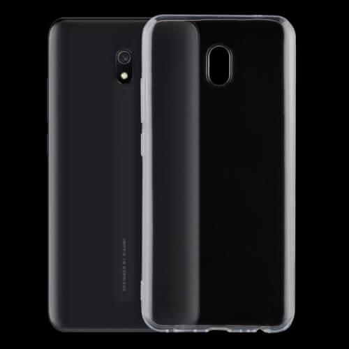 FORCELL Silikonový obal OnePlus 7 průhledný
