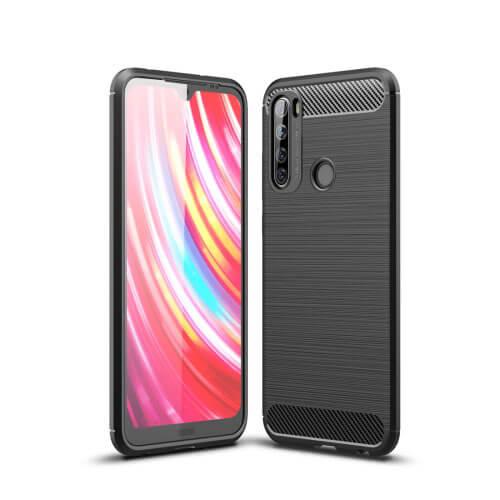FORCELL FLEXI TPU Obal Xiaomi Redmi Note 8T černý