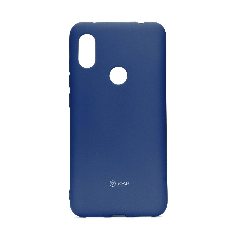 ROAR COLORFUL TPU Obal Xiaomi Redmi Note 6 Pro modrý