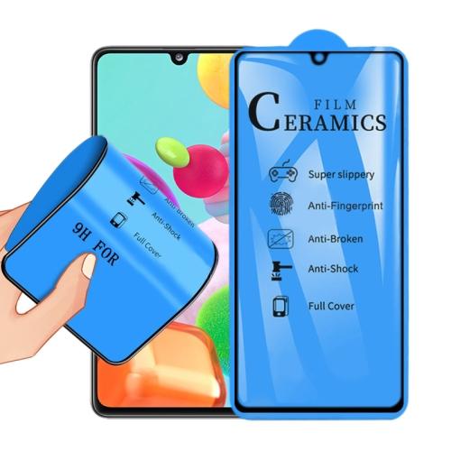 FORCELL CERAMICS 3D Ochranná fólia Samsung Galaxy A41