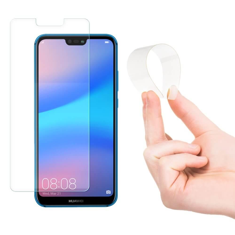 FORCELL NANO FLEXIBILNÍ Ochranné tvrzené sklo Huawei P20 Lite