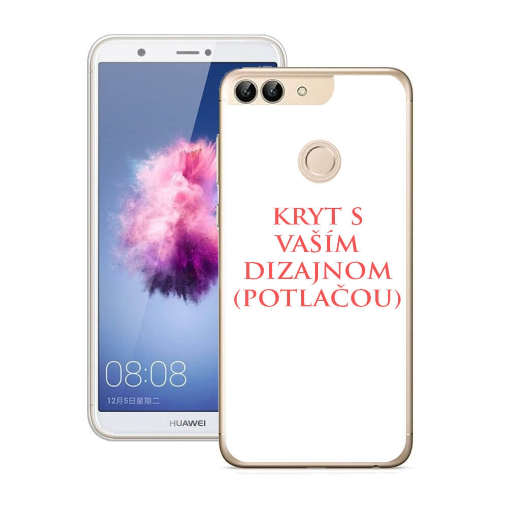 Kryt s vlastní fotkou Huawei P Smart 27a0cd7bad3