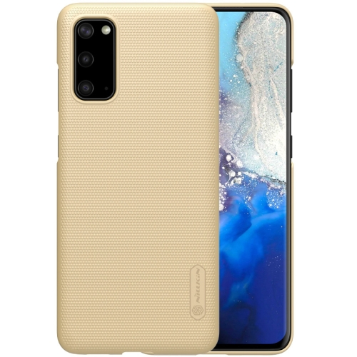 NILLKIN FROSTED Samsung Galaxy S20 zlatý