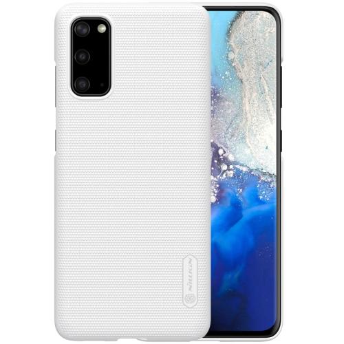 NILLKIN FROSTED Samsung Galaxy S20 bílý