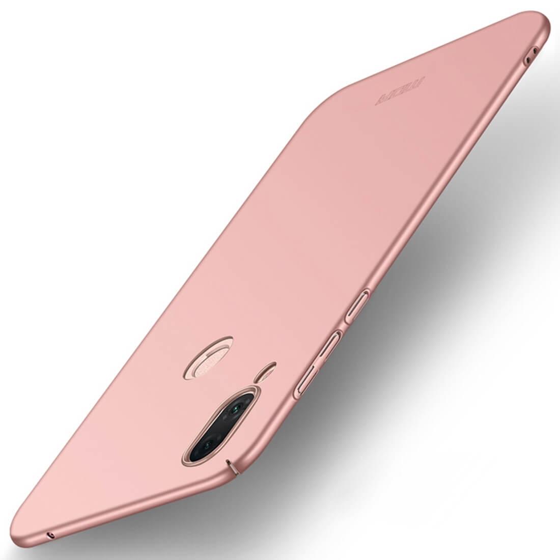MOFI Ultratenký obal Huawei Nova 3 růžový