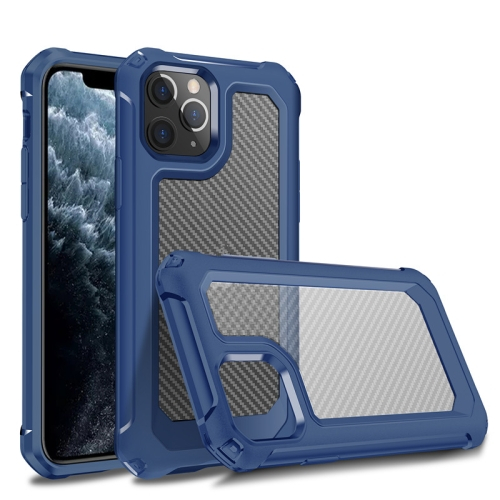 Levně FORCELL ARMOR Odolný kryt Apple iPhone 11 Pro Max modrý