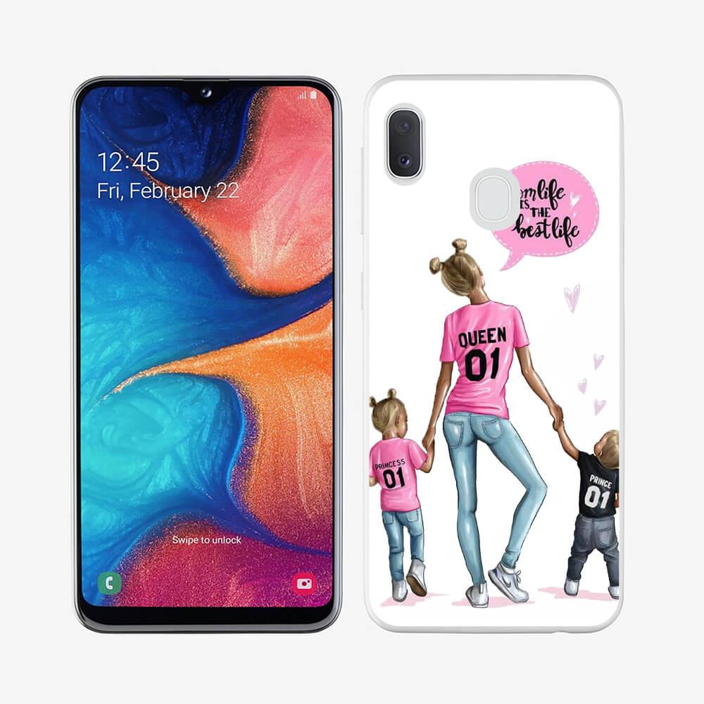 FORCELL MY ART Ochranný obal Samsung Galaxy A40 MOM