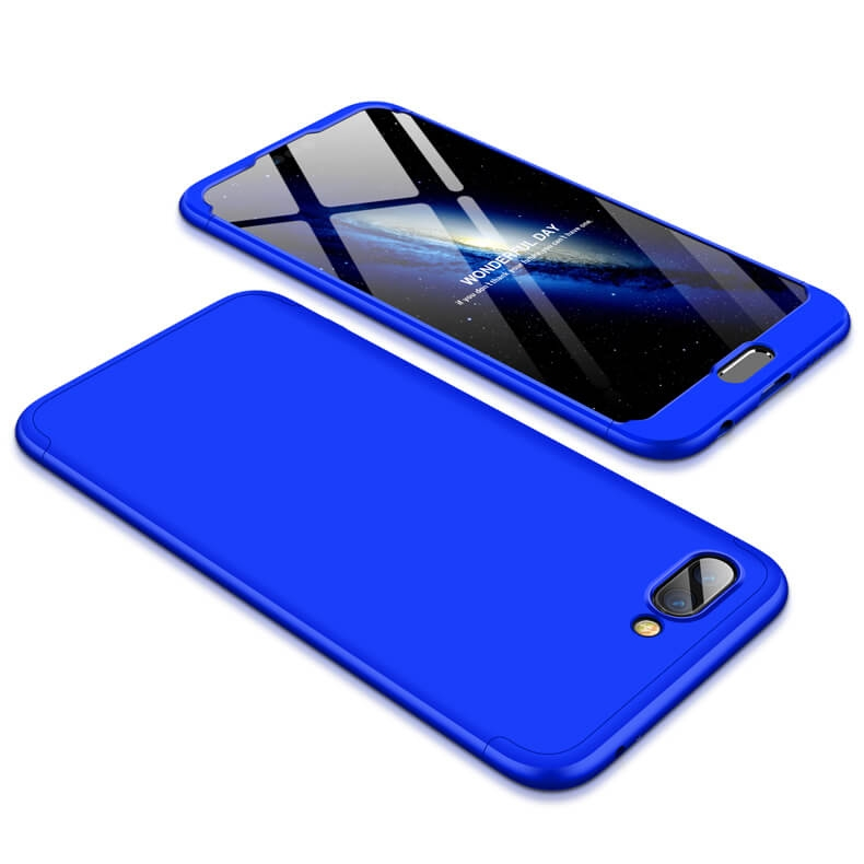 FORCELL 360 ° Ochranný kryt Honor 10 modrý