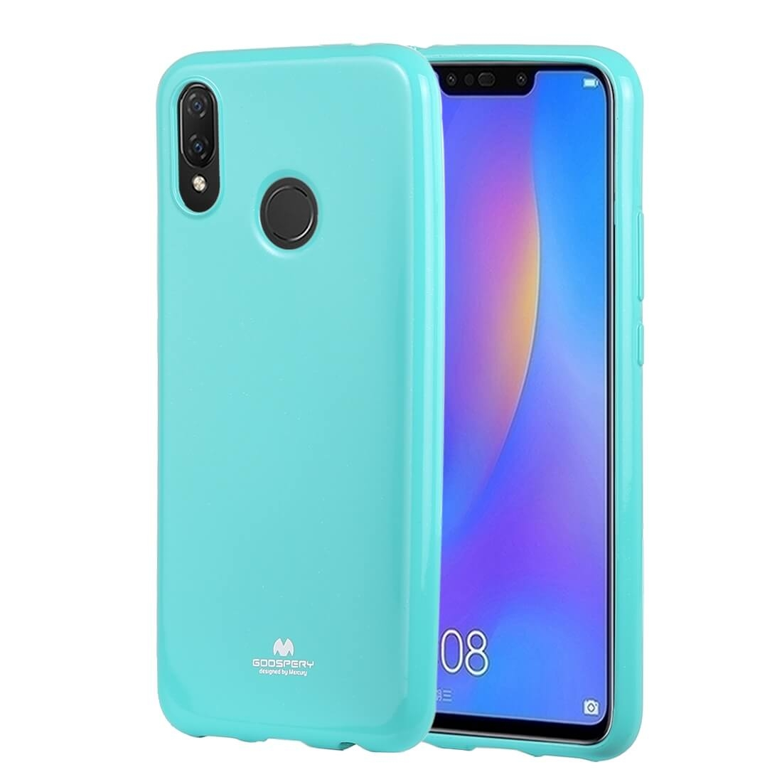 MERCURY I-JELLY Obal Huawei Nova 3i (P Smart Plus) mentolový