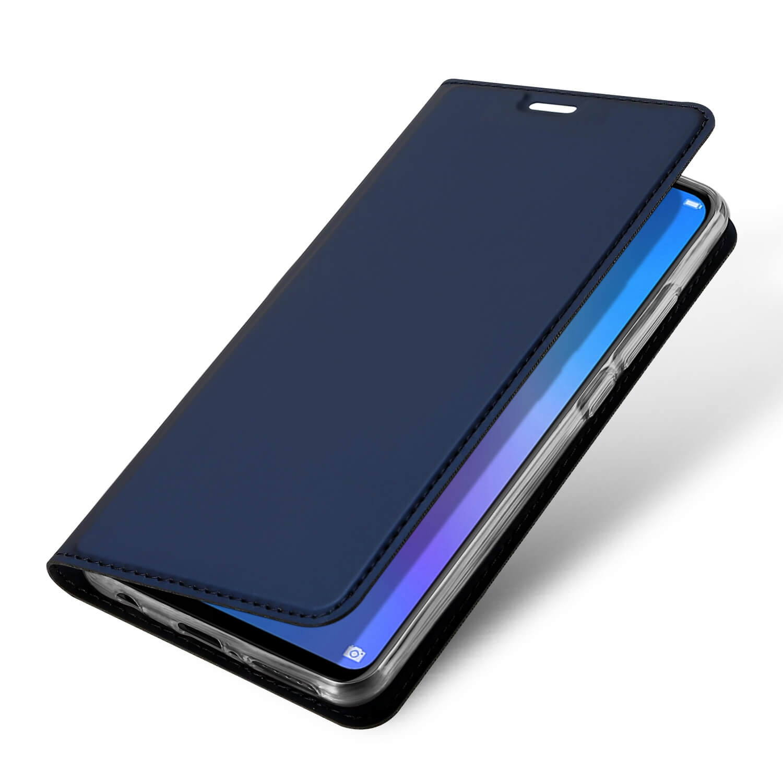 DUX Peňaženkové pouzdro Huawei Nova 3i (P Smart Plus) modré