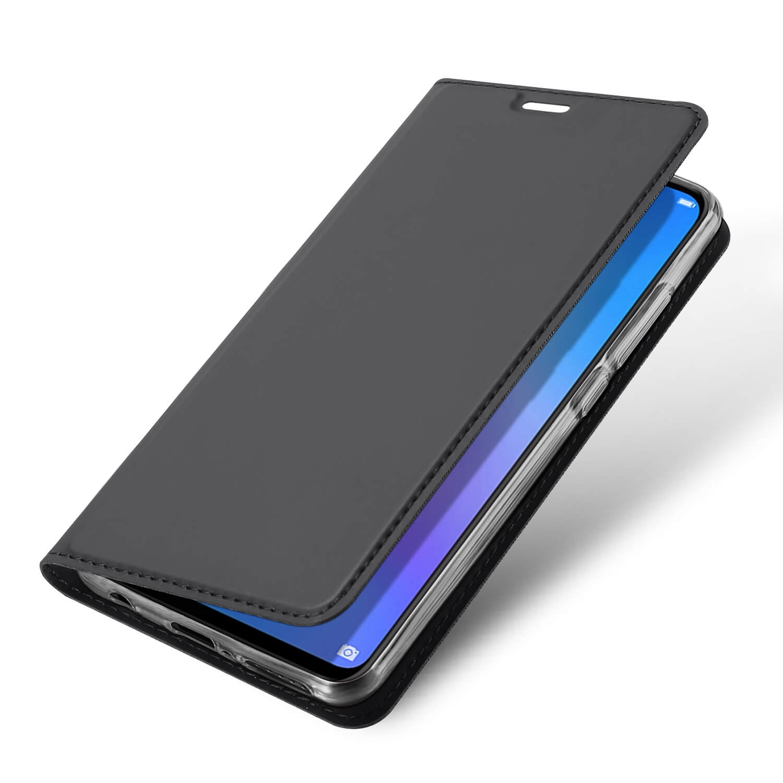 DUX Peňaženkové pouzdro Huawei Nova 3i (P Smart Plus) černé