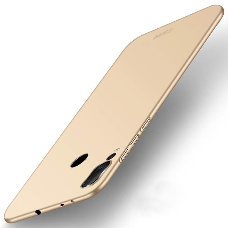 MOFI Ultratenký kryt Huawei Nova 4 zlatý