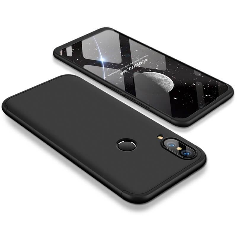 FORCELL 360 ° kryt Huawei P20 Lite černý