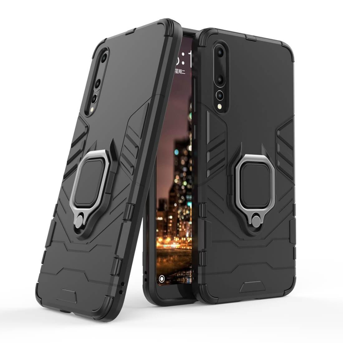 FORCELL STRONG Ochranný obal Huawei P20 Pro černý 43137c29f72