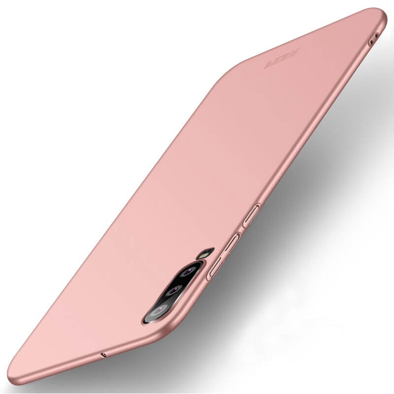 MOFI Ultratenký obal Huawei P30 růžový