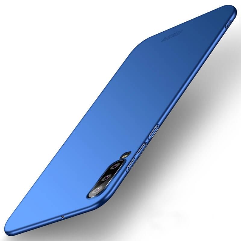 MOFI Ultratenký obal Huawei P30 modrý