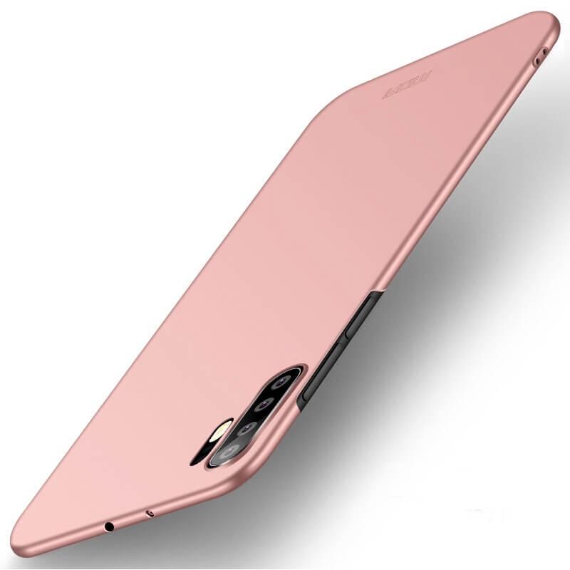 MOFI Ultratenký obal Huawei P30 Pro růžový