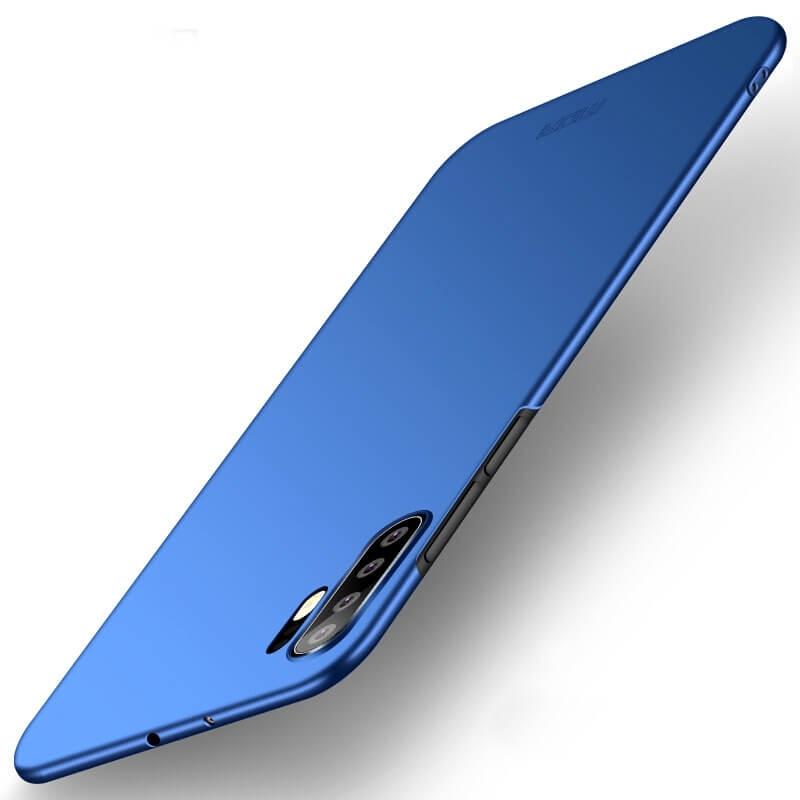 MOFI Ultratenký obal Huawei P30 Pro modrý