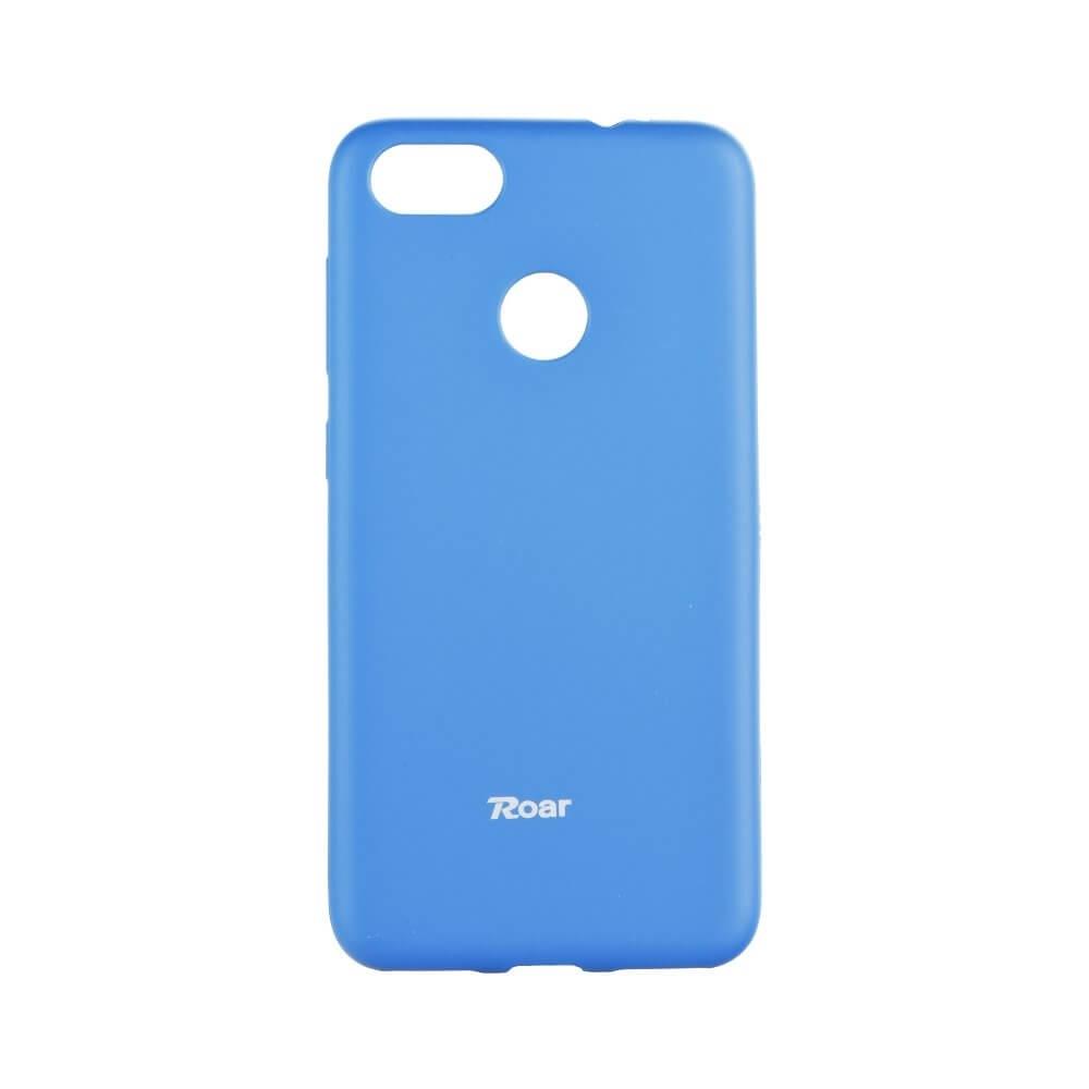ROAR COLORFUL TPU Obal Huawei P9 Lite Mini modrý