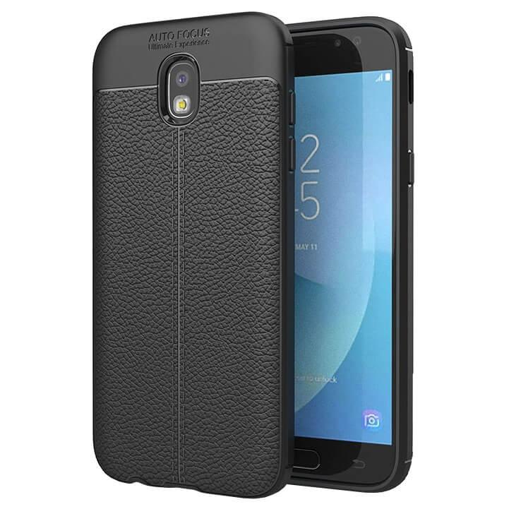 FORCELL PATTERN TPU obal Samsung Galaxy J3 2017 (J330) čierny