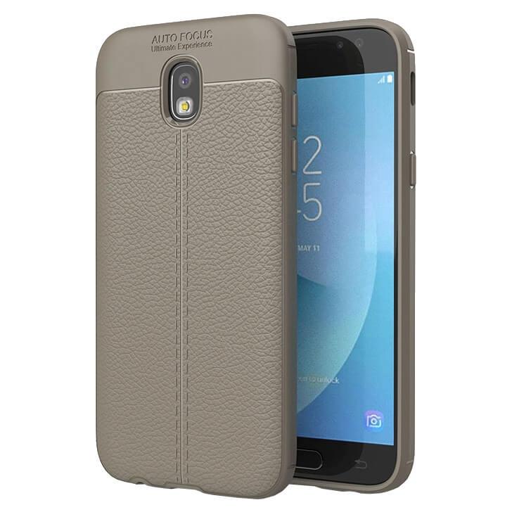 FORCELL PATTERN TPU kryt Samsung Galaxy J5 2017 (J530) šedý