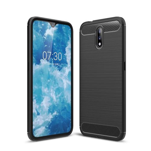 FORCELL FLEXI TPU Ochranný kryt Nokia 2.3 černý