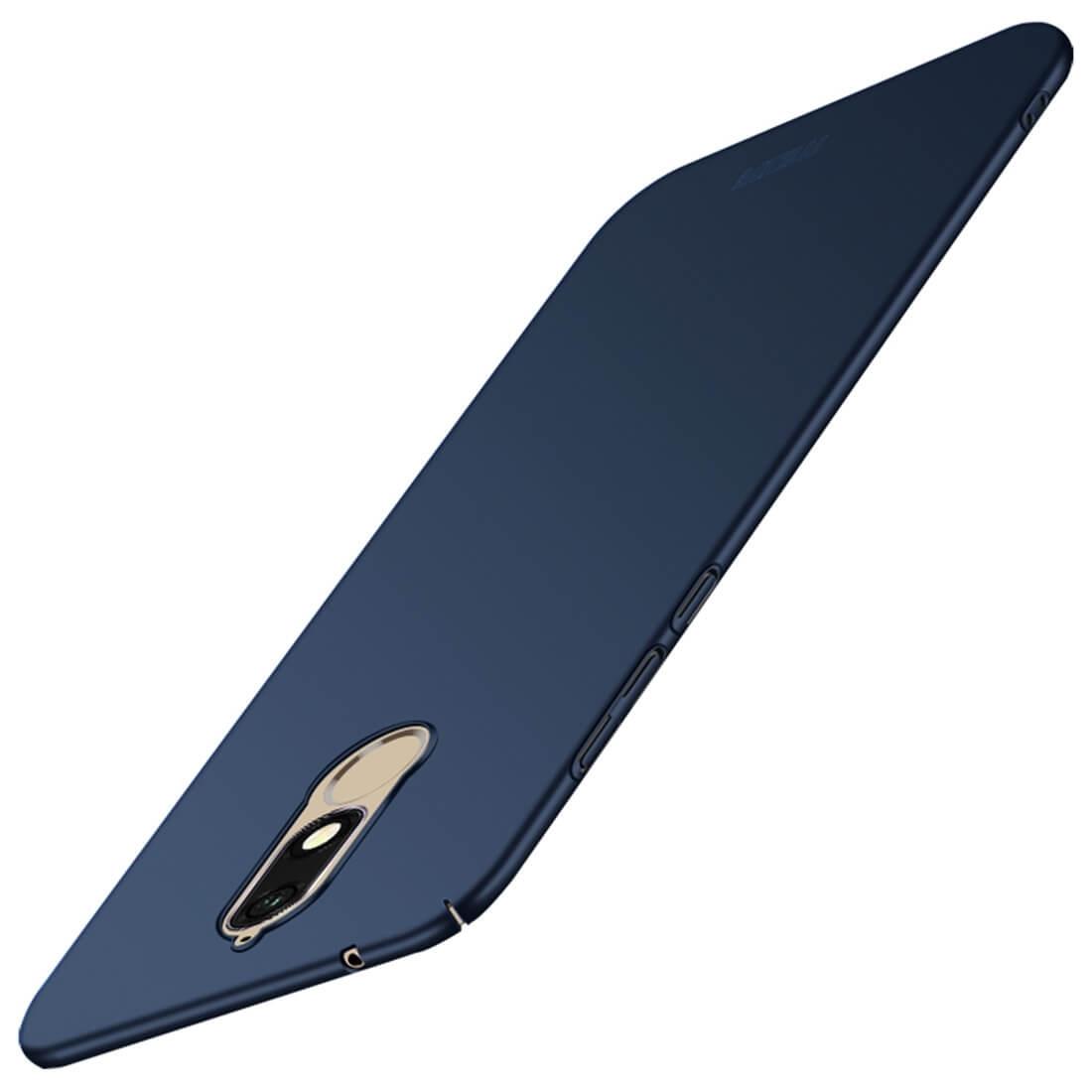 MOFI Ultratenký kryt Nokia 5.1 modrý